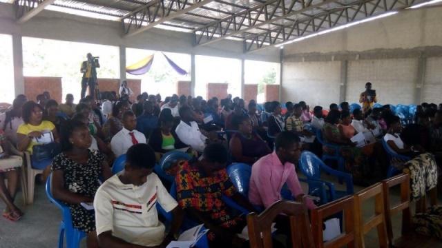 Agyinasare urges PUC matriculants