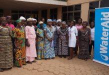 Participants at the IWD Symposium, Bolgatanga