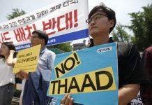 THAAD deployment