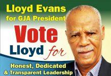 Vote Lloyd Evans