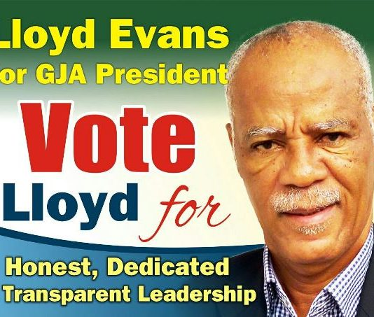Vote Lloyd Evans