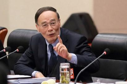 Wang Qishan,