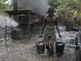 illegal refiners