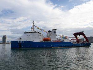 marine artificial seismic