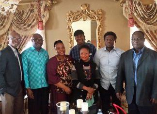 Friends of John Dramani Mahama