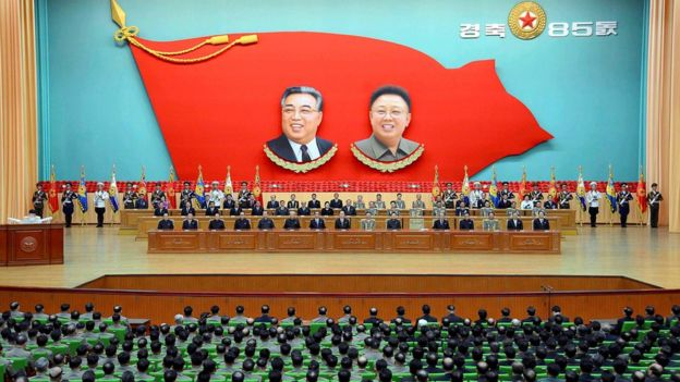 N.Korea conducts massive artillery drill
