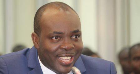 Mr Isaac Kwame Asiamah