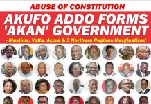 Abuse of Constitution
