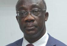Emmanuel Kofi Nti Commissioner General GRA