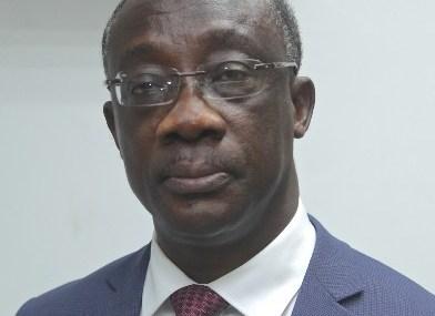 Emmanuel Kofi Nti - Commissioner General, GRA