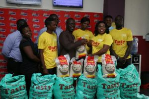 Joy FM Easter Soup Kitchen