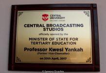 Central Broadcasting Studios