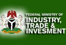 Ministry of Industry, Trade & Investment, Nigeria