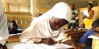 USAID Student Reading