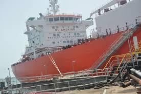 West Africa Gas Ltd vessel