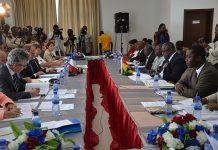 Ghana-France political dialogue