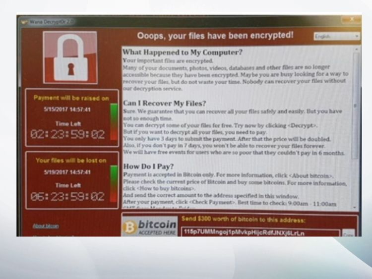 Hackers have attacked NHS computers