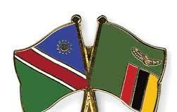 Namibian and Zambian