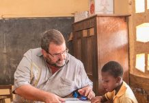 USAID Ghana MD Yendi Reading