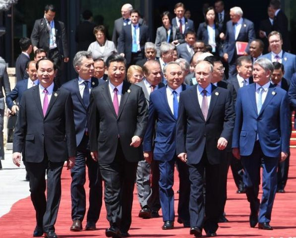 China hosts Silk Road summit in shadow of missile test