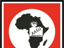 All Africa Students Union (AASU)