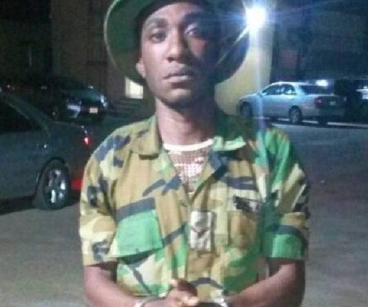 Lance Corporal Victor Chukwunonso