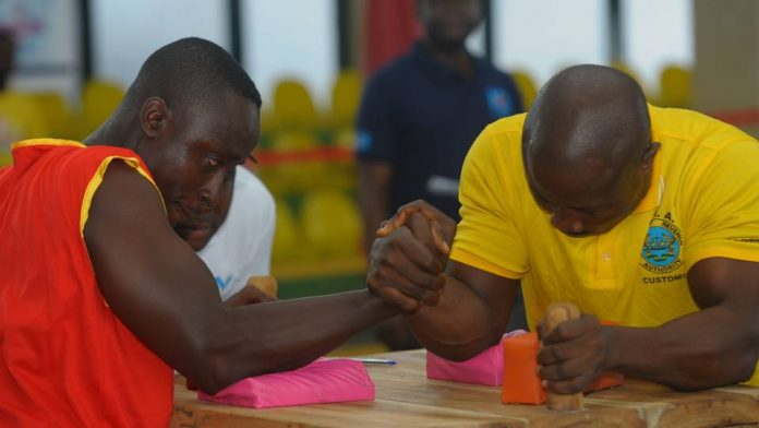Golden Arms, national armwrestling team