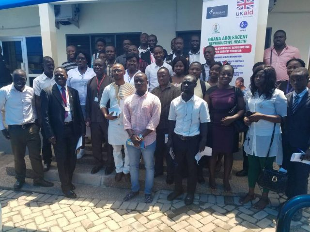 Ash Reg Health Directorate Scales Up Efforts In Preventing Adolescent Pregnancy