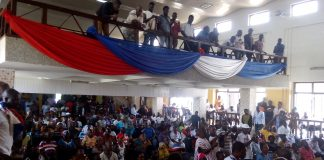 Cape coast : NPP Holds Annual Delegates Congress