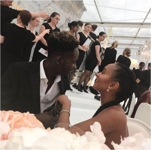 Oil tycoon heir marries his model girlfriend in £5 million fairytale wedding