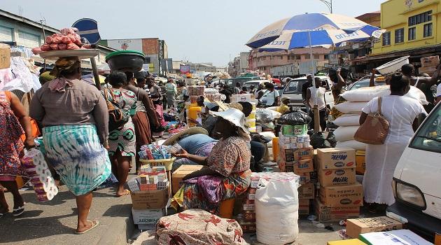 Street_Outside_Makola_Market_Accra_Ghana