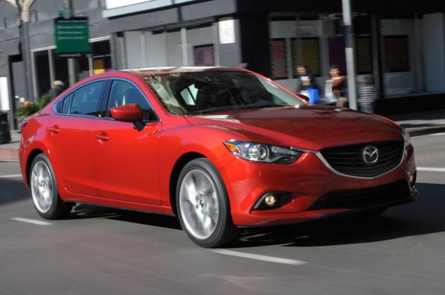 Mazda recalls nearly 230K cars for parking brake concern