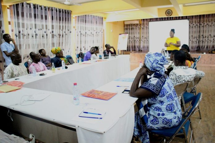 Health Journalists Training