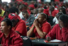 SACP Delegates to the 14th National Congress