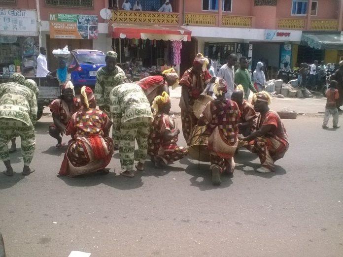 Zongofest Durbar