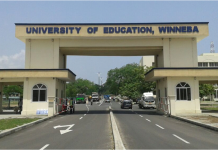 University of Education, Winneba