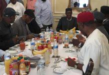 President Buhari Appears
