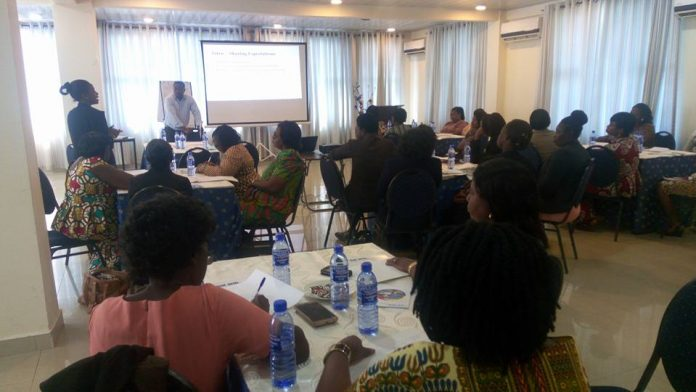 A cross-section of participants at the workshop-1