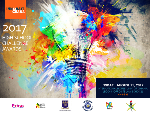 Innovate Ghana Design Challenge Awards
