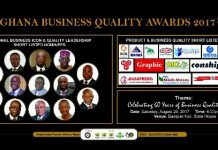 Ghana Business Quality Awards