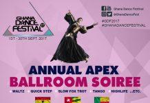 GDF 2017- Ballroom Soiree