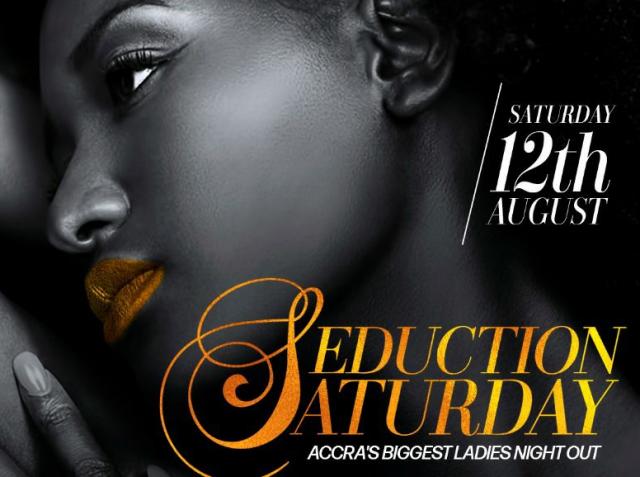 Seduction Saturdays