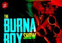 Burna Boy Show