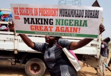 Buhari's Supporters