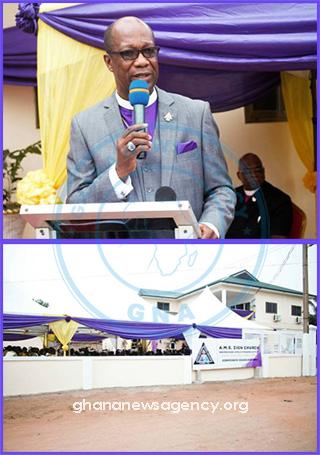 A.M.E ZION Church Western-West Africa