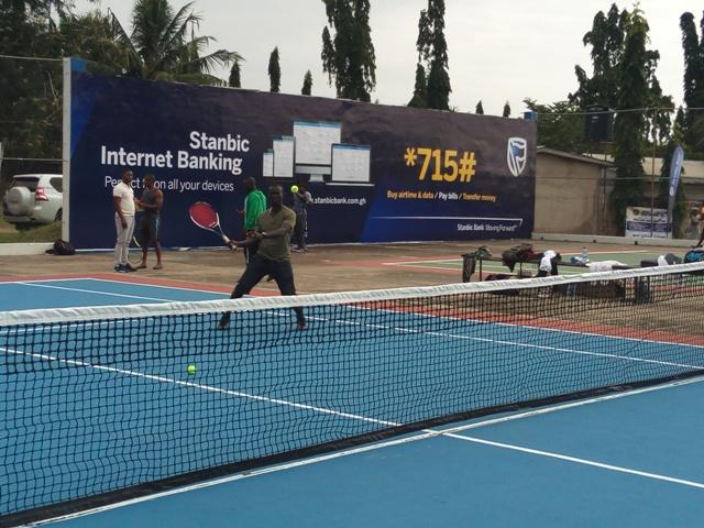 Asogli Tennis tournament