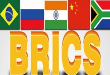 BRICS countries up