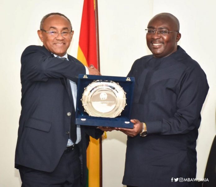 CAF and Bawumia