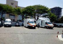 Customs Vans