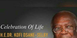 Dr. Kofi DSANE-SELBY